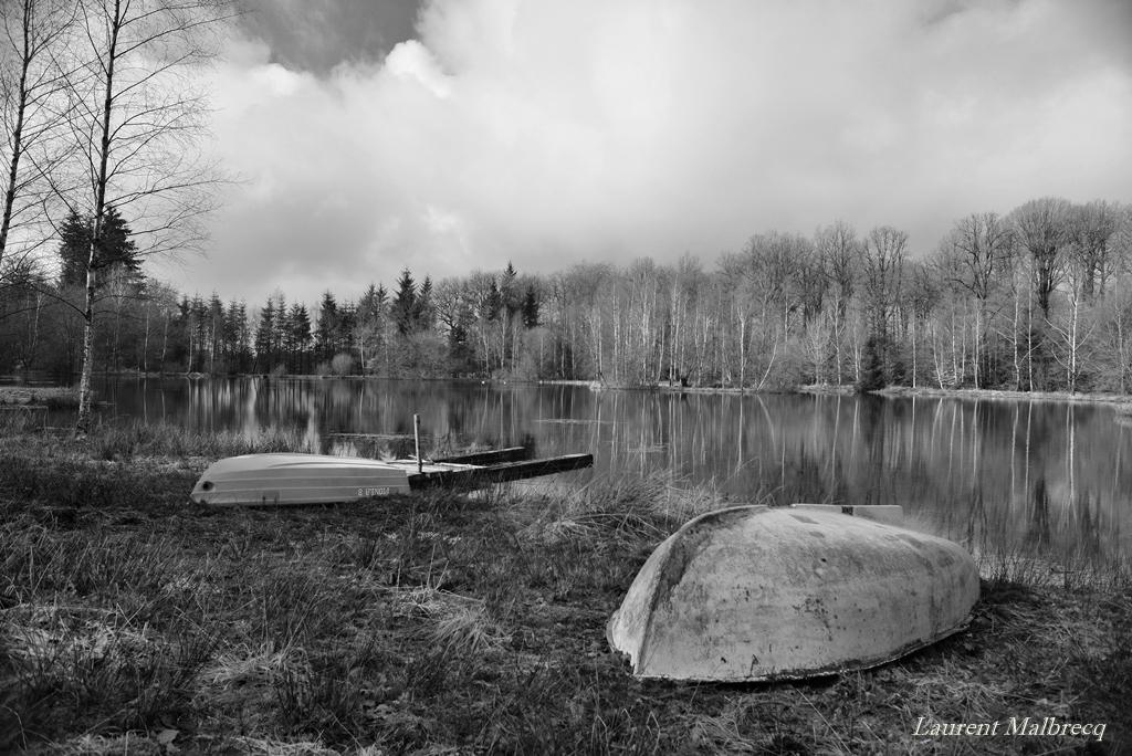 barques hivernées