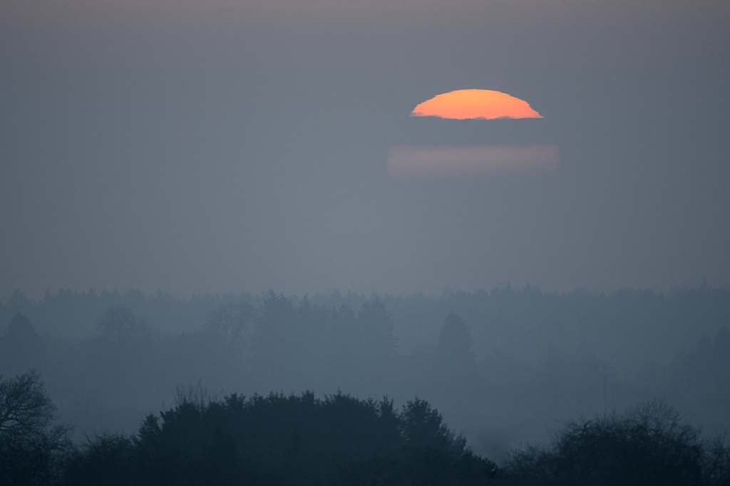 couché de soleil hivernal DX5_3305